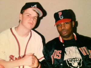 With Chuck D (1990)
